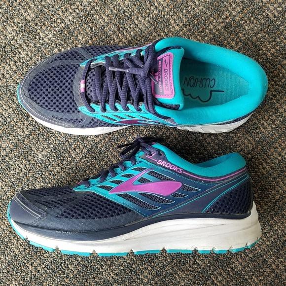 7ab9f002b5c Brooks Shoes - Brooks DNA Addiction 13 Womens Running Shoes 9.5